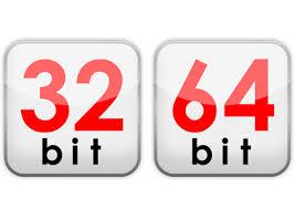 نحوه تشخیص نوع سیستم عامل 32بیتی یا 64بیتی
