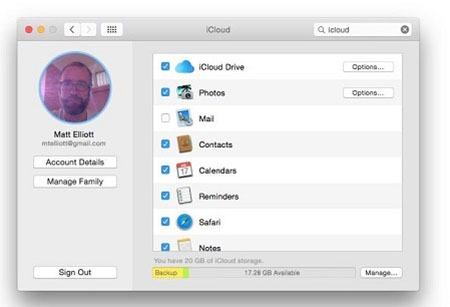 اموزش راه اندازی iCloud Drive  در مک و iOS 8