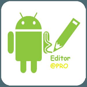 دانلود APK Editor Pro 1.9.6 برنامه ویرایش فایل های apk در اندروید