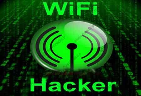 برنامه هک وای فای Android Wifi password Hack 4.4 برای اندروید