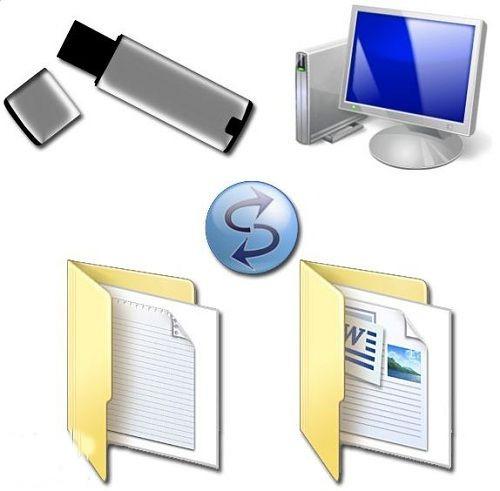 بکاپ گرفتن اتوماتیک ازفایل های مهم هنگام اتصال USBبه کامپیوتر