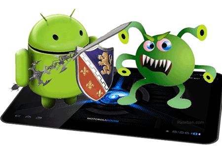 روش های محافظت گوشی هوشمند در مقابل ویروس