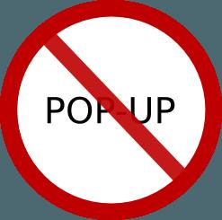 جلوگیری از اجرای پاپ آپ هنگام کلیک کردن در فایر فاکس