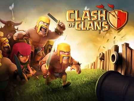 آموزش تصویری انتقال اکانت کلش اف کلنز به گوشی دیگر clash of clans