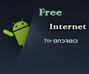 آموزش رایگان کردن اینترنت در گوشی اندروید