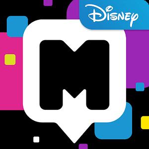 دانلودمسنجر  دیزنی میکس Disney Mix 2.0.0 مسنجر مخصوص کودکان اندرویدی