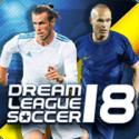 دانلود نسخه اصلی و مود Dream League Soccer 2018 5.064 – بازی لیگ رویایی فوتبال 2018 اندروید