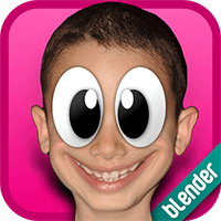 آموزش تصویری برنامه  ترکیب دو چهره Face Blender-Photo Booth اندرویدی