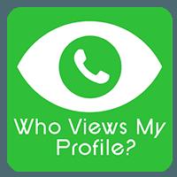 دانلود 1.26 My Profile Viewer for WhatsApp برنامه مشاهده بازدیدکننده پروفایل واتساپ اندرویدی