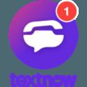 دانلود تکست ناو TextNow 6.42.0.2 برنامه ساخت شماره مجازی برای اندروید