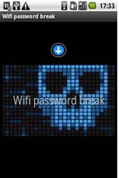 دانلودبرنامه هک وای فای – Wifi password breaker