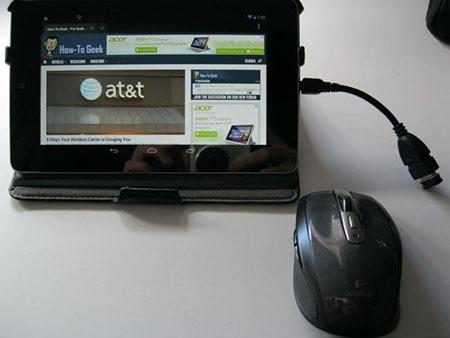 آموزش اتصال کیبورد، موس و گیم پدها به تبلت و گوشی های اندرویدی