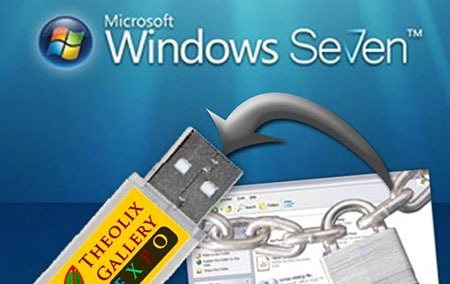 اموزش رمز گذاری برروی دیسک سخت اکسترنال یا حافظه فلش