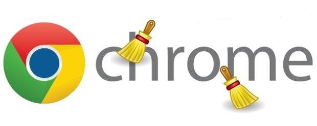 آموزش تصویری پاک کردن کش گوگل کروم