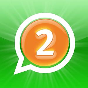 دانلود Dual for WhatsApp 1.5_استفاده همزمان یک حساب کاربری واتس آپ بروی 2 گوشی اندرویدی بصورت همزمان