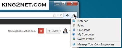 اموزش تصویری اجازه اجرای برنامه های نصب شده از طریق فایرفاکسر