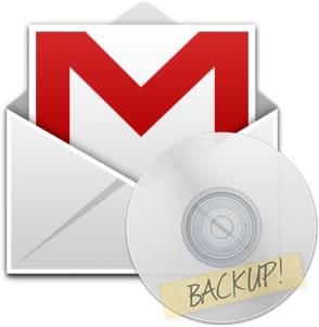 اموزش Backup گرفتن از اکانت Gmail