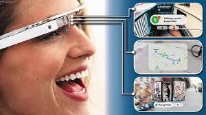 دانستنی های عینک گوگل (Google Glass)