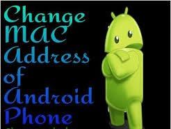 اموزش کامل تغییر مک ادرس گوشی وتبلت های اندرویدی