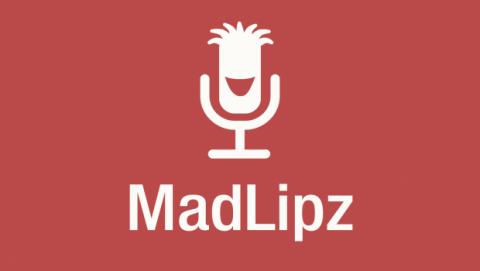 آموزش تصویری مدلیپز قرار دادن صدا روی ویدیو _MadLipz
