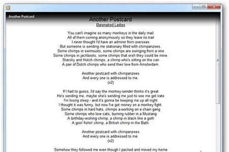 نمایش متن آهنگ در ویندوز مدیا پلیر