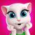 دانلود My Talking Angela 3.1.1.27– بازی دخترانه صحبت با آنجلا اندروید