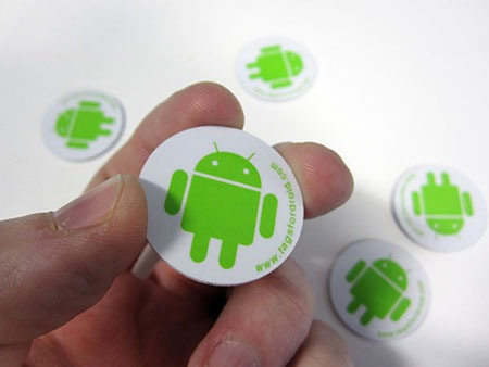 چگونه از کارت مترو و اتوبوس به عنوان NFC TAG استفاده کنیم؟