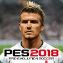 دانلود رایگان بازی آفلاین PES 2018 v2.11 برای اندروید + دیتا
