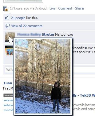 نحوه دیدن عکس های فیسبوک در نمایی بزرگتر تنها با یک کلیک!