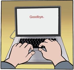 آموزش پاک کردن دائم حساب کاربری از سرویسهای آنلاین