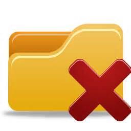 نحوه حذف فایلهای غیر قابل حذف