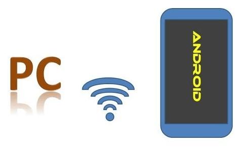 آموزش تصویری اشتراک اینترنت موبایل اندروید با کامپیوتر (لپ تاپ)