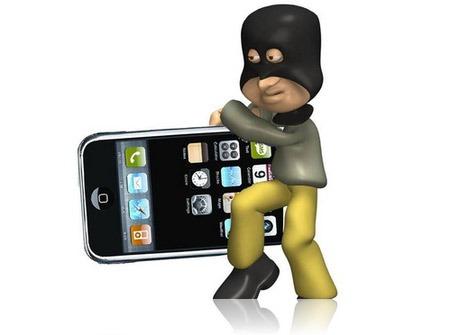 چگونه از سرقت موبایل یا تبلتمان جلوگیری کنیم؟