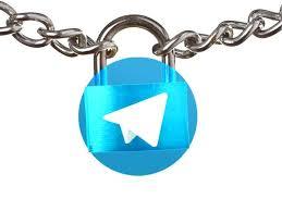 آموزش گذاشتن رمز عبوربر روی تلگرام موبایل