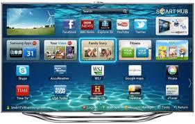 هر چیزی که باید درباره تلویزیونهای هوشمند بدانید اینجاست
