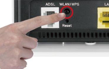 معرفی کاربرد دکمه WPS روی مودم وایرلس