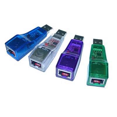 شبکه خود را با کابل USB بر پا کنید
