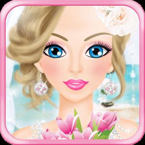 دانلود Wedding Salon 1.3.4 بازی دخترانه سالن آرایش عروس برای اندروید