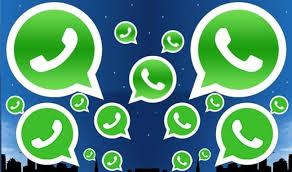 اموزش ارسال پیام برای تمام مخاطبین واتس آپ whatsApp