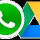 اموزش تهیه نسخه پشتیبانی از واتس اپ و ذخیره ان بروی گوگل داریو+بازگردانی نسخه پشتیبانی