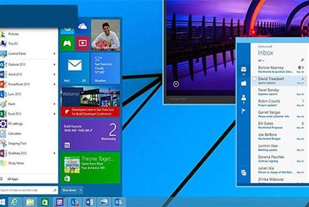 خبرعرضه ویندوز 9 توسط مایکروسافت